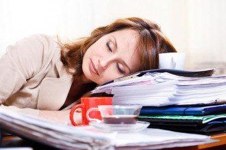 Синдром усталости. Иллюстративное фото / МедикФорум