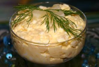 Названы лучшие новогодние рецепты салата с ананасами