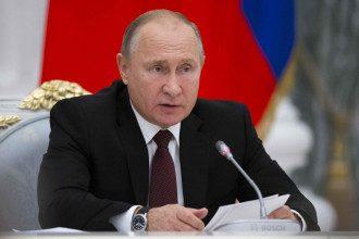 Журналист полагает, что РФ грозит распад после смерти Владимира Путина