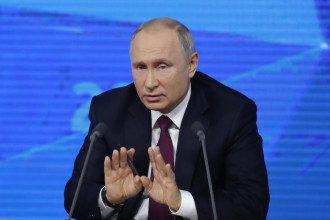 Владимир Путин — Владимир Путин ответил на обвинение Элтона Джона из-за слов об отношении к представителям ЛГБТ-сообщества в РФ