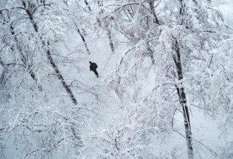Синоптик предупредил, что в начале декабря Киев притрусит снегом
