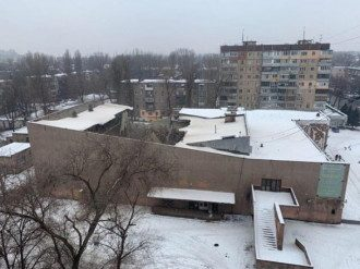 Результаты обвала / ГСЧС Украины