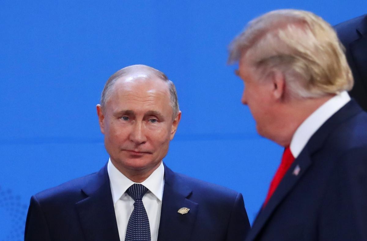 Политолог сообщил, что Дональду Трампу выдвинули ультиматум из-за планов встретиться с Владимиром Путиным