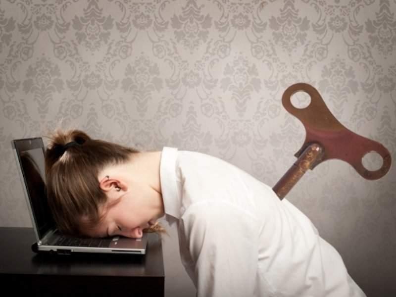 Усталость, врач