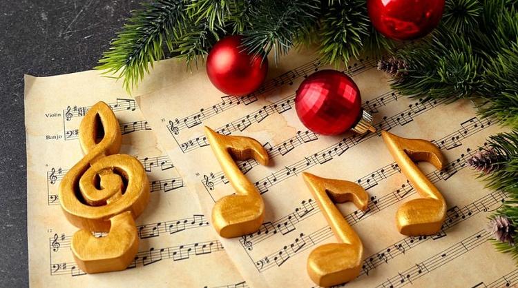 ноты_Новый год_щедривка_колядка_музыка_новогодние праздники