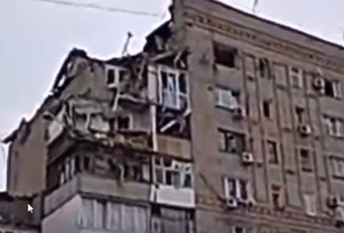 Эксперт сообщила, что в Шахтах в многоэтажке мог взорваться газовый баллон