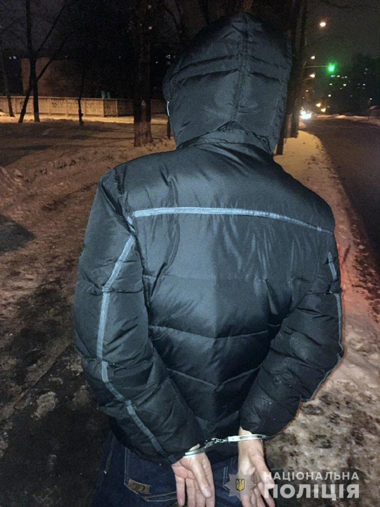 В Киеве из пистолета открыли огонь по школе