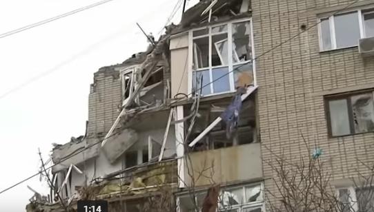 В Шахтах число жертв взрыва в многоэтажке возросло до пяти человек