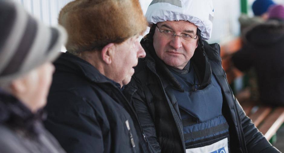 Лайчак ОБСЕ