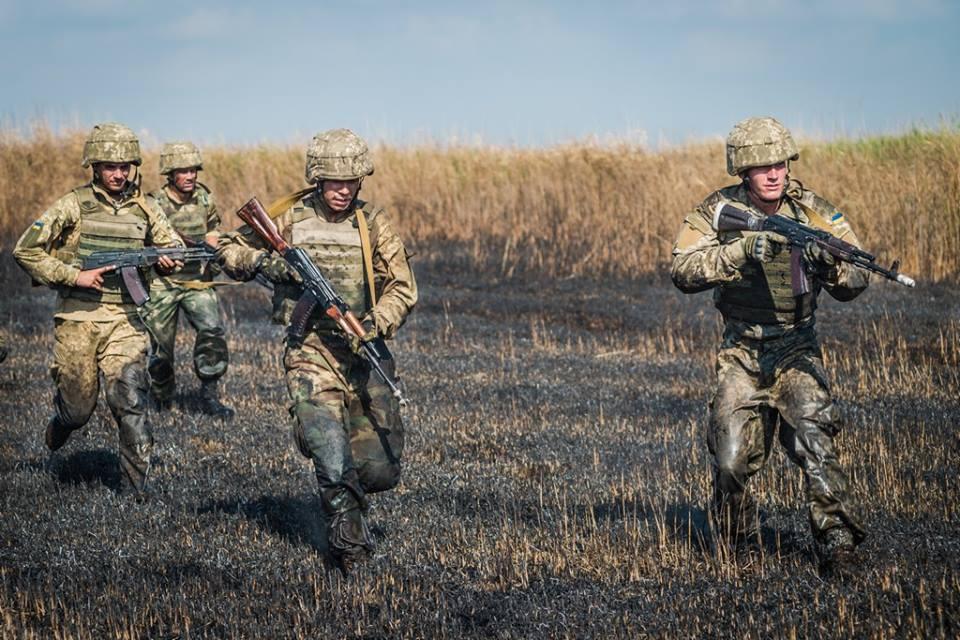 Война на Донбассее