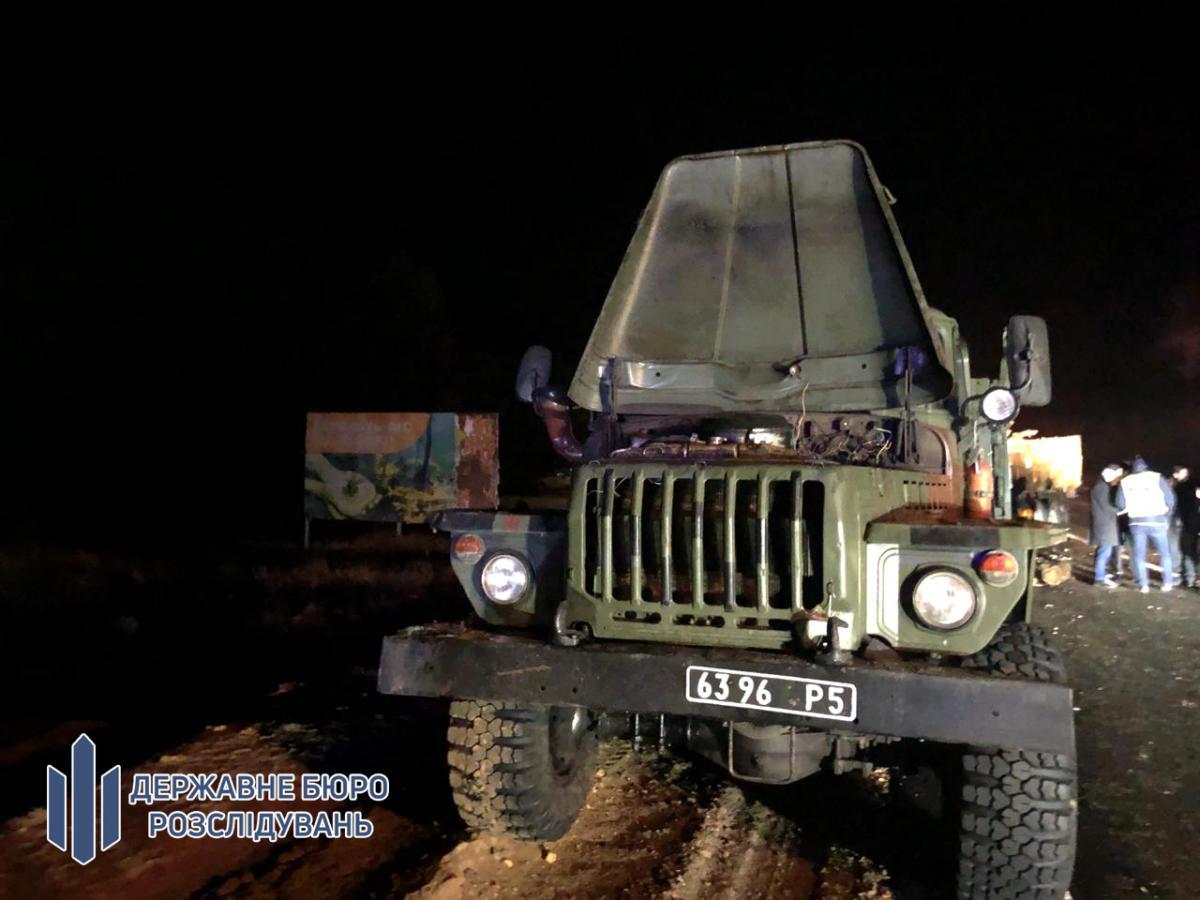 ДТП с военными на Херсонщине