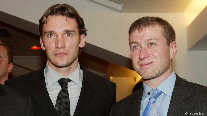 Шевченко и Абрамович