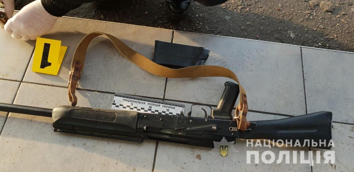 В Николаеве в результате стрельбы погибли супруги