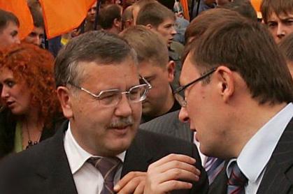 «Бездипломная балаболка»: Гриценко отказывается извиняться перед Юрием Луценко