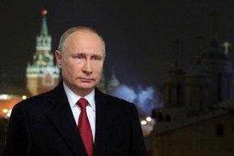 Астролог спрогнозировал, что Владимир Путин будет терроризировать Украину максимум до 2021-го