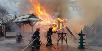 Пострадавший мужчина умер в больнице от ожогов / Фото: ГСЧС