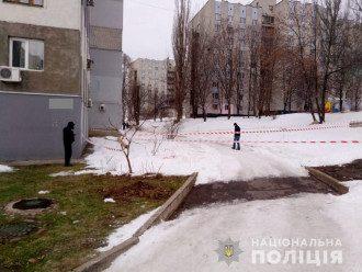 В Харькове нападавшие стреляли офицеру полиции в голову