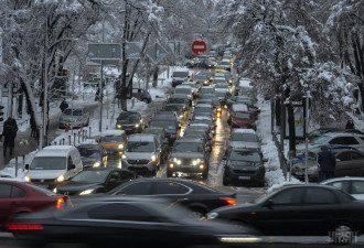 Київ пробки
