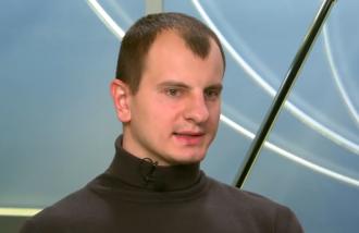 Евгений Карась / скриншот из видео
