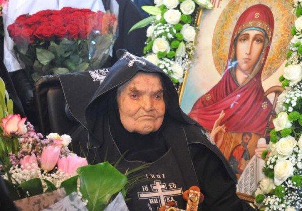 Скончалась схимонахиня Иоанна (Мария Мороз)