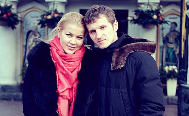 Татьяна и Александр Алиевы