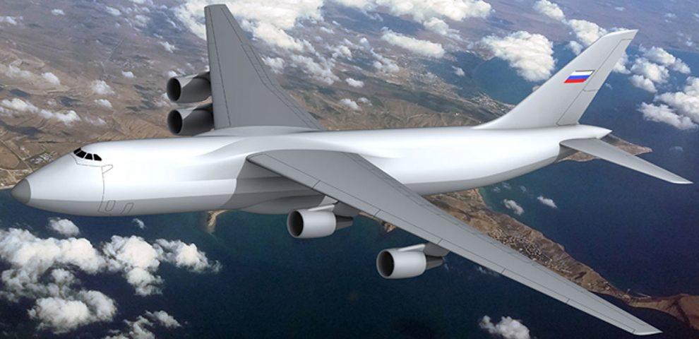 Новый самолет