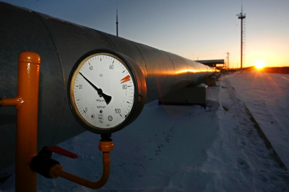 Газоизмерительная станция