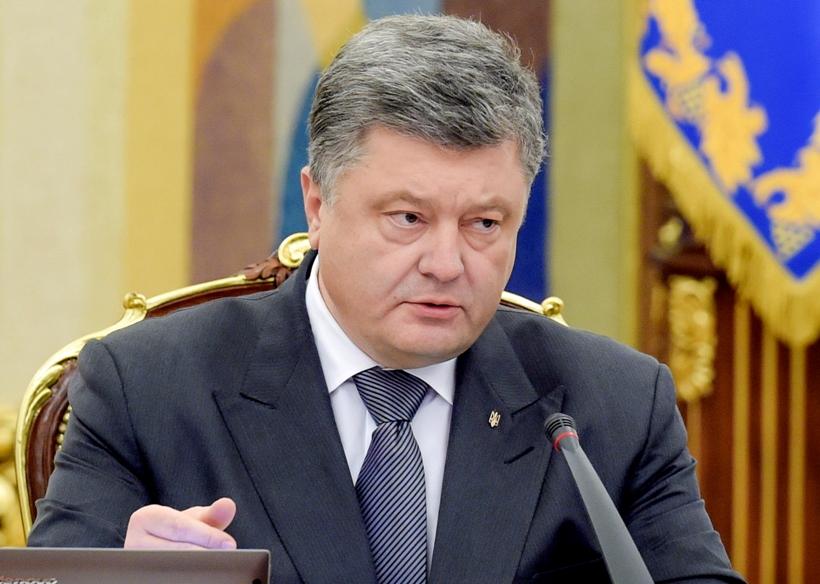 Михеил Саакашвили полагает, что Петр Порошенко убивает Украину