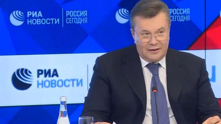 Путин и Трамп обсуждали возвращение Януковича на Донбасс – СМИ