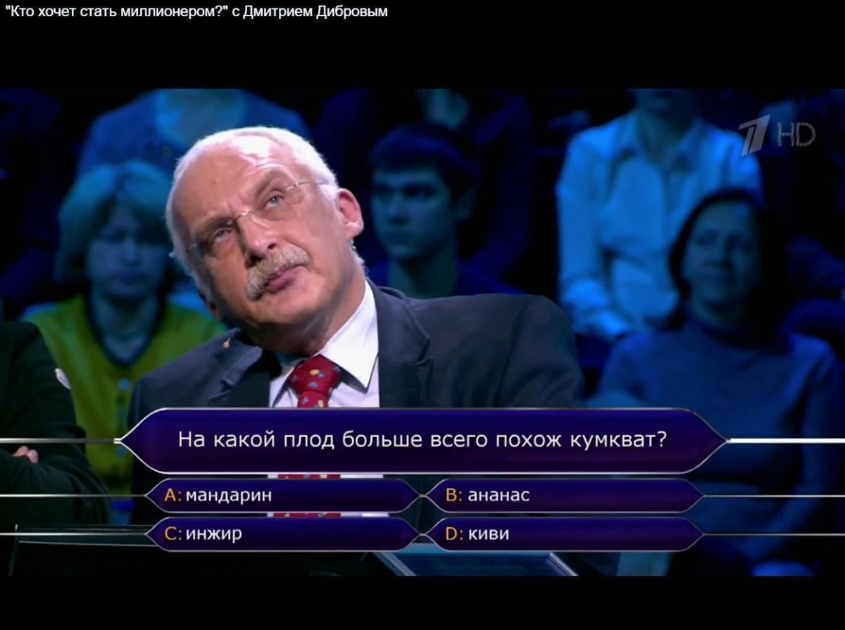 Александр Друзь – Кто хочет стать миллионером?