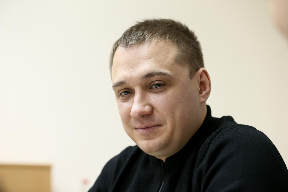 Виктор Лещинский