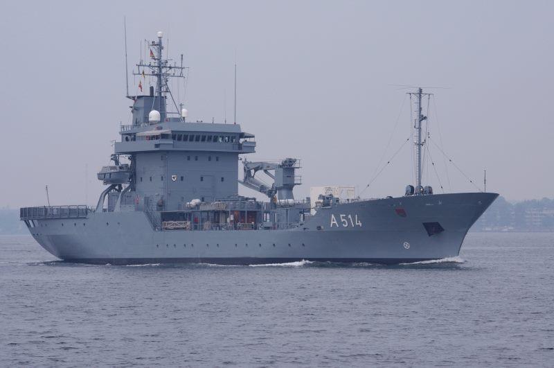 Корабль НАТО типа Эльба
