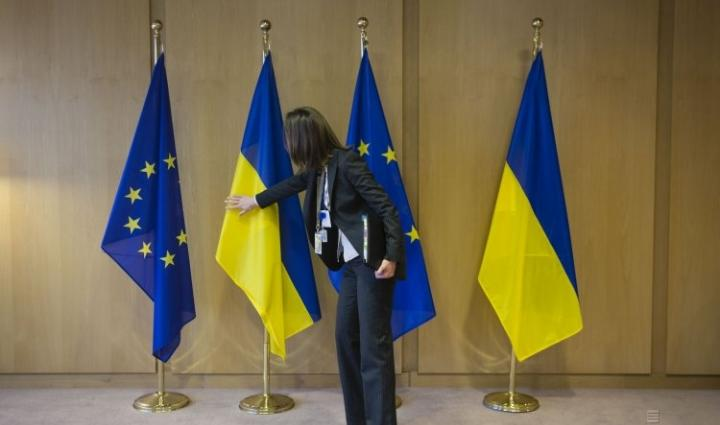 Украина, ЕС и НАТО