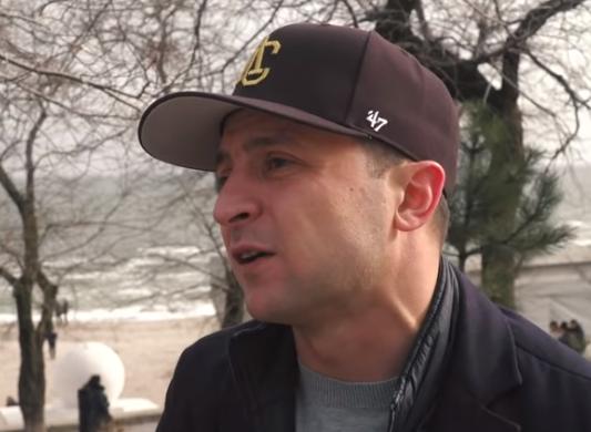 Владимир Зеленский полагает, что Украине
