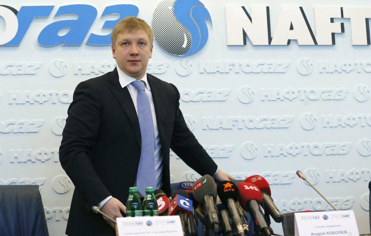 Коболев остался вНафтогазе сокладом в2 млн грн