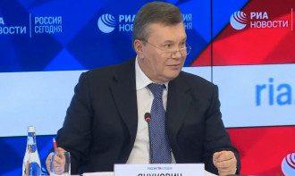 Журналисты узнали, что Виктор Янукович вывели из Украины через шведский банк миллионы долларов