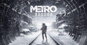 Арт игры Metro Exodus