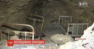 Находка удивила даже видавших виды археологов / Фото: скриншот видео ТСН