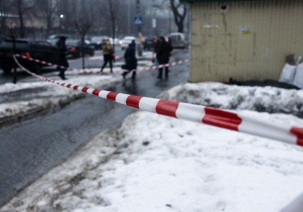 В Киеве найден мертвым молодой мужчина
