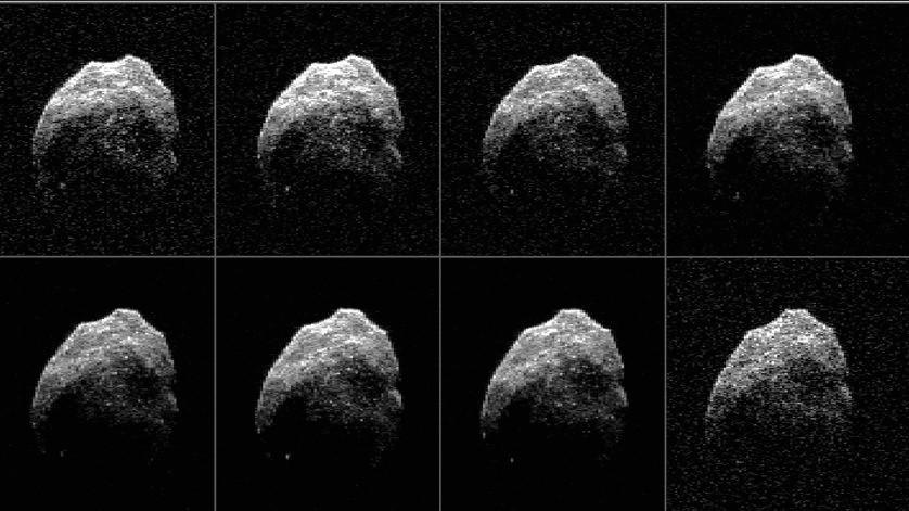 Комета Череп / NASA