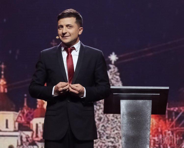 Владимир Зеленский назвал