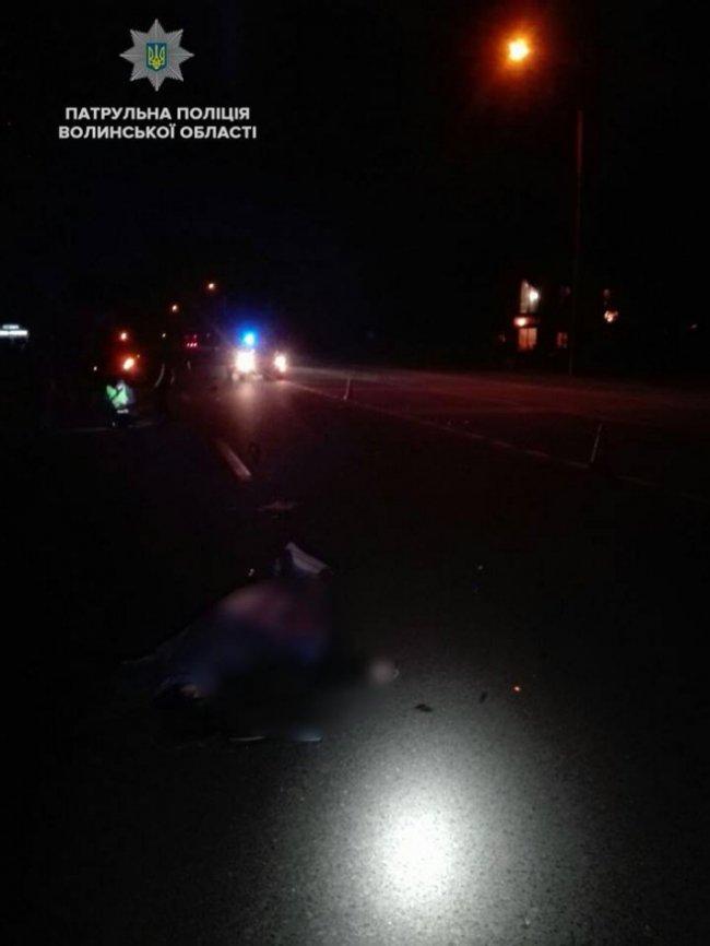 Под Луцком иномарка наехала на известного журналиста, пострадавший погиб
