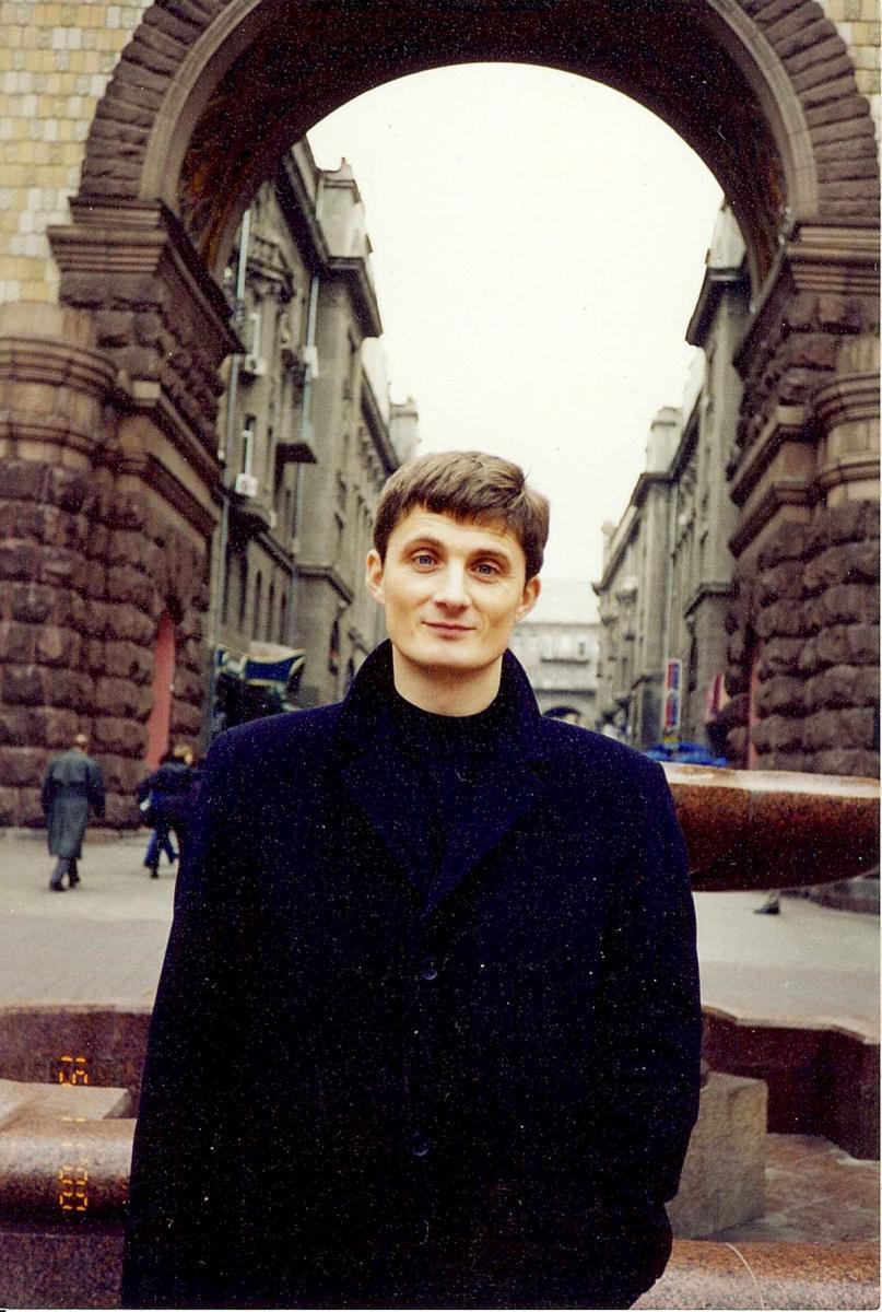 Игорь Кондратюк в 2000 году
