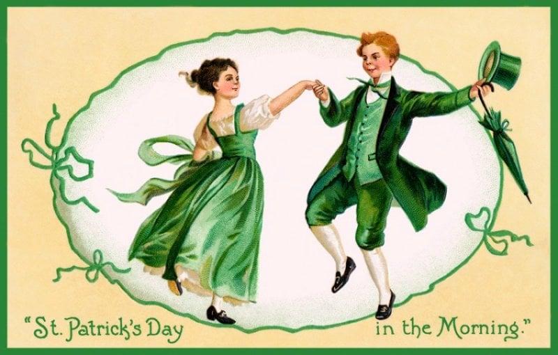 День святого Патрика – картинки