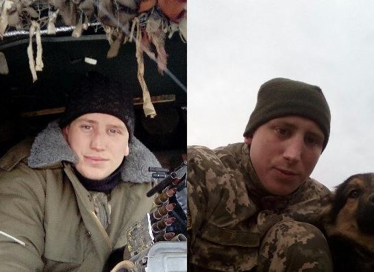 Журналисты выяснили, что на Донбассе в результате взрыва гранаты погибли Эдуард Бершадский и Виталий Люшняк