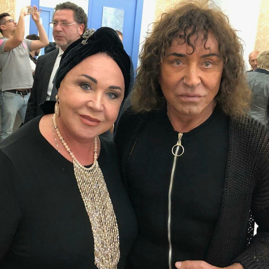 Леонтьев, Бабкина
