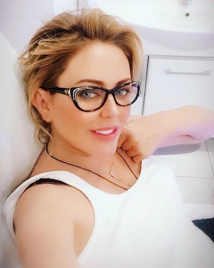 Юлия Началова была успешна на сцене и на телеэкране / Фейсбук Ю.Началовой