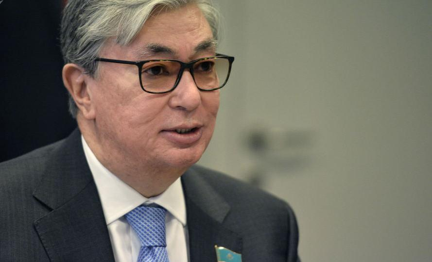 Касым-Жомар Токаев