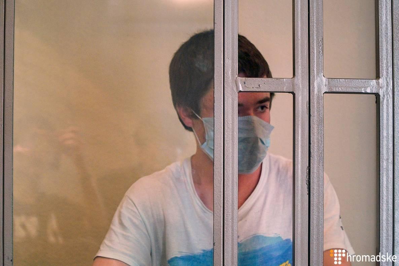 Павел Гриб объявил голодовку