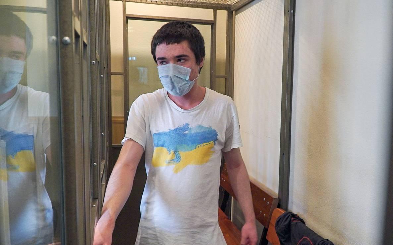 В РФ Павла Гриба приговорили к шести годам колонии общего режима